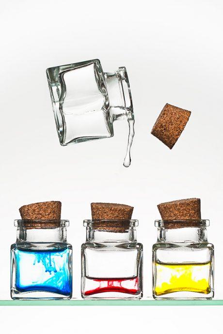 Colorants alimentaire en suspension