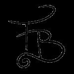 Basile Favretto monogramme
