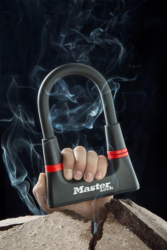Image d' antivol master lock, photographie et créativité