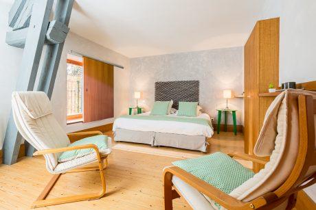 Gîte & chambres d'hôtes | Domaine de La Reculée